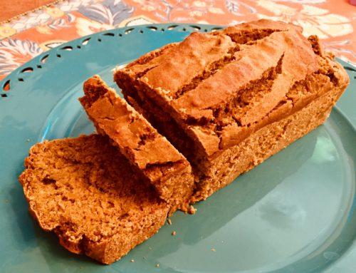 Healthy Pumpkin Bread – Gluten Free and Vegan