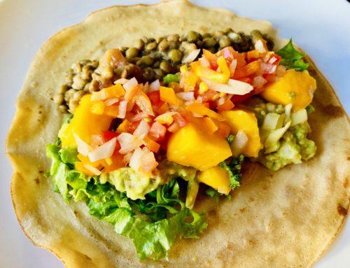 Quinoa Crepes / Tortillas – Gluten Free