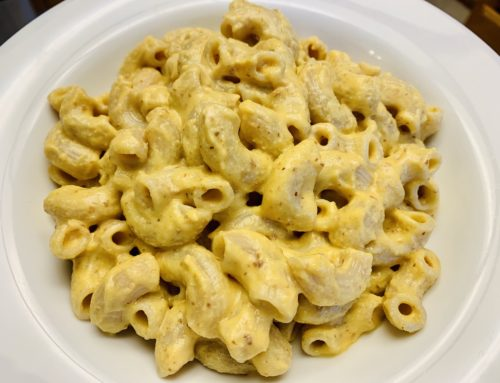 Healthy Vegan Mac & Cheese – Gluten Free & Kid Approved