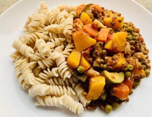Comforting Nurturing Lentil Stew